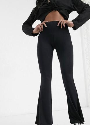 Стильные брюки клёш стильные