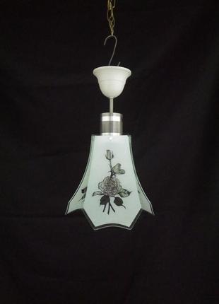 Люстра светильник подвес на 1 лампу --- уценка