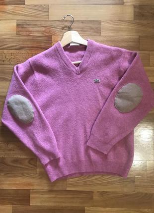 Женский свитер от lacoste