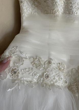 Свадебное платье для принцессы