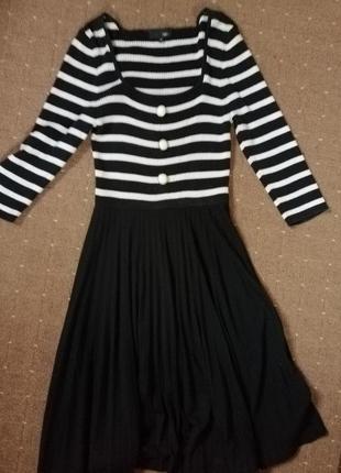 Стильное платье от английского, качественного бренда next р. 10