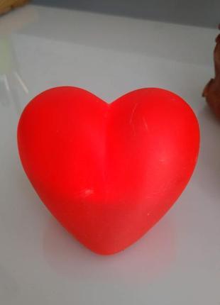 Светильник-ночник в форме сердца