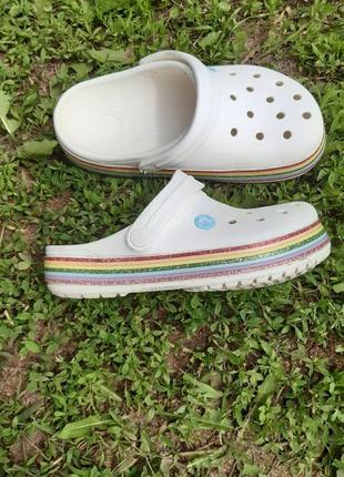 Crocs для девочки  j4