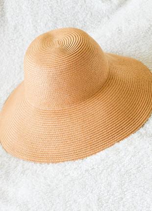 Соломенная шляпа h&m, панама