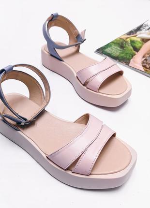 Рр 36-40. босоножки сандалии из натуральной кожи
