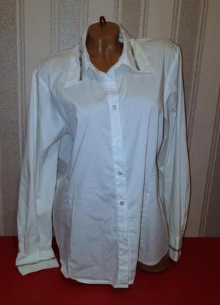 Распродажа !!! женская коттоновая рубашка