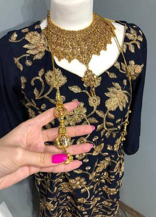 Пинжаби сари индийская одежда