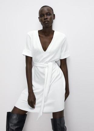 Платье зара м-л