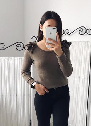 Мягенький свитерок h&m