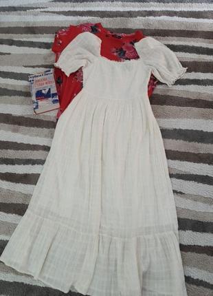 Интересное и классное женское платьице!