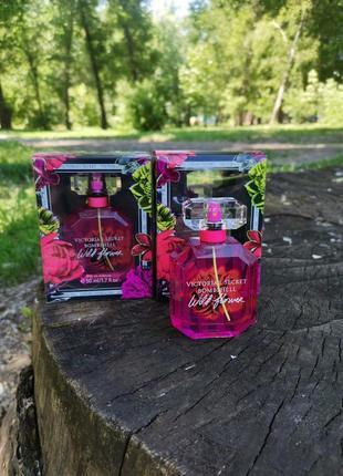 Духи victoria's secret bombshell wild flower виктория сикрет вікторія сікрет парфуми