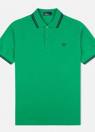 Женское поло fred perry