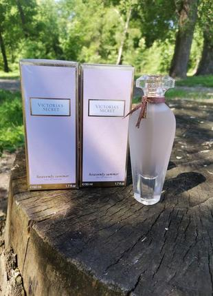 Духи victoria's secret heavenly summer виктория сикрет вікторія сікрет парфуми