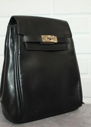 Рюкзак из экокожи platonof