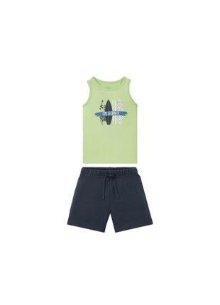 Літній комплект майка+шорти