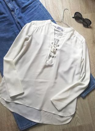 Шикарная блуза свободного кроя, блузка свободного кроя, рубашка, сорочка, рубашка оверсайз2 фото