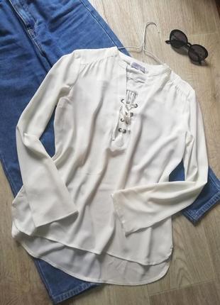 Шикарная блуза свободного кроя, блузка свободного кроя, рубашка, сорочка, рубашка оверсайз3 фото