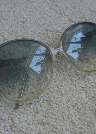 Винтажные ретро солнцезащитные очки из германии