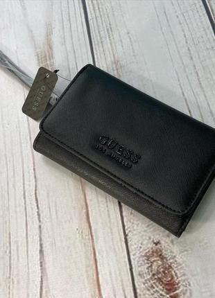 Женский кошелёк с ручкой guess оригинал
