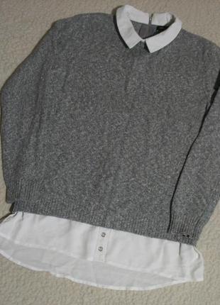 Джемпер-блуза atmosphere