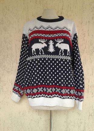 Катоновый свитер, 2xl
