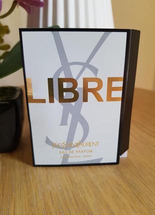 Пробник парфюма ysl libre yves saint laurent