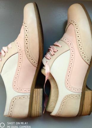 Оксфорды/туфли/туфли с каблуком