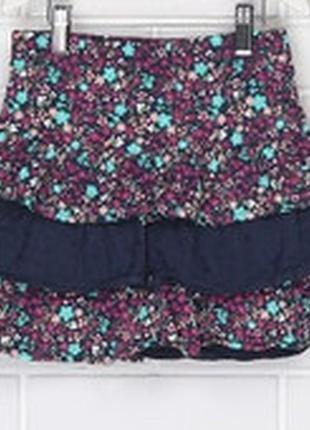 Яркая юбка lupilu