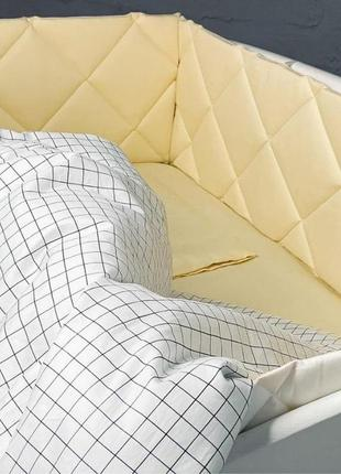 Детские наборчики для кровати - minimal супер качество