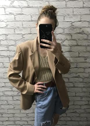 Крутой базовый пиджак