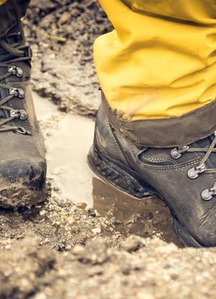 Трекинговые ботинки hanwag tatra gtx boot ( германия)