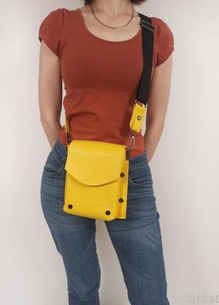 Сумка планшетка женская, сумка через плечо