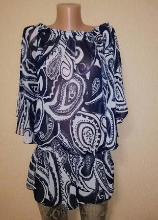 Красивая легкая кофта, блуза atmosphere
