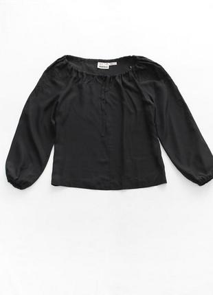 Шелковая блуза dei mattioli gianfranco ferre, италия