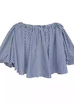 Легкая невесомая блуза evarosa