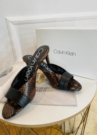 Босоножки calvin klein оригинал туфли сандали