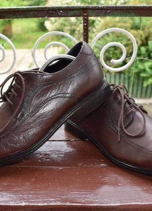Туфли rockport fairwood 2 moc front dress shoe
