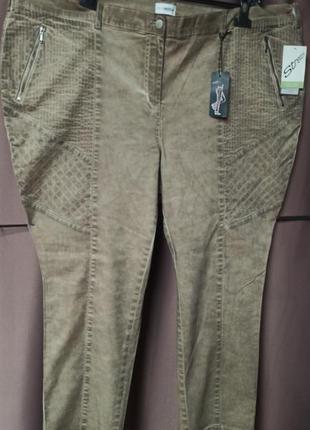 Новые женские джинсы,размер батальный.германия