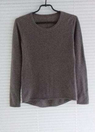 Кашемировый 100 %свитер летняя цена!