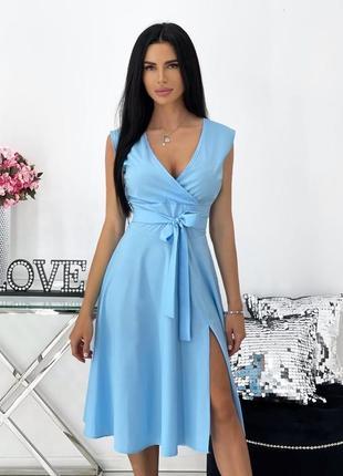 Трендовое платье на лето 2021🔥