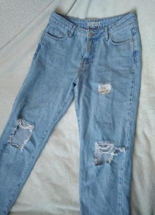 Рваные джинсы stilys размер 29