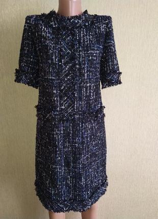 Roberto quaglia дизайнерское платье р.40