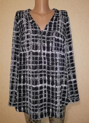 Красивая, легкая женская кофта, блузка, джемпер 16 р. george