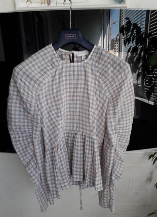 Topshop блуза рубашка