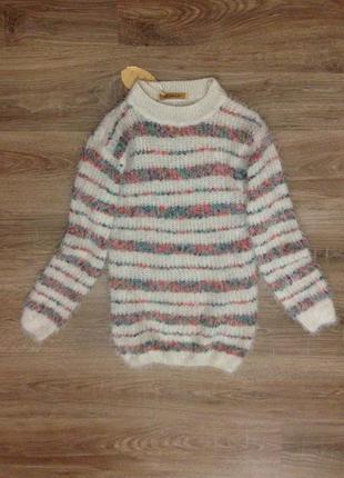 "Уютненький свитер ""травка"""