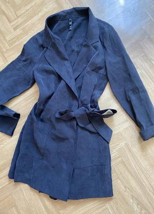 Шикарное платье- пиджак, платье- шорты zara