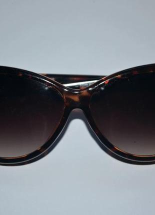 """Солнцезащитные очки """"кошачий глаз"""" в черепаховой оправе"""