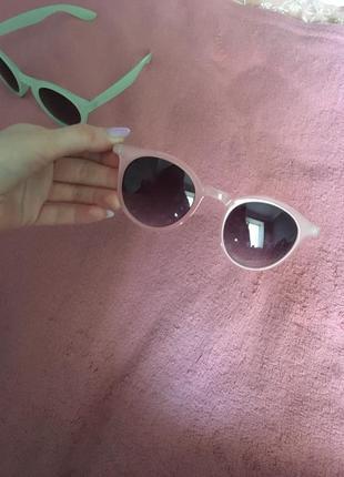 Дві пари окулярів за 170 грн