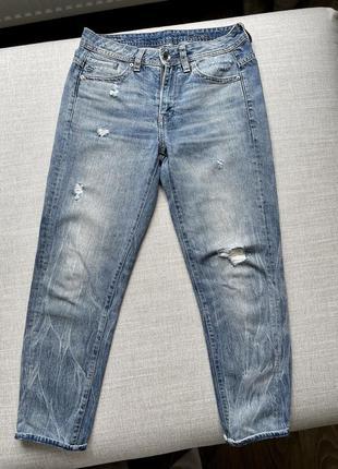 Летние джинсы g-star raw
