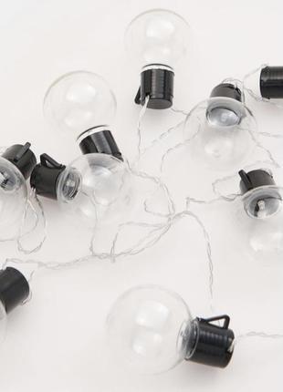 Гирлянда лампочки светильник